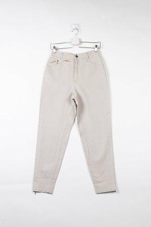 Rosner High Waist Jeans beige denim