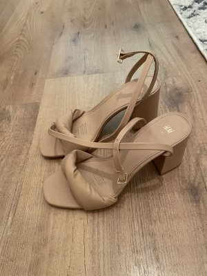 H&M High Heel Sandal multicolored
