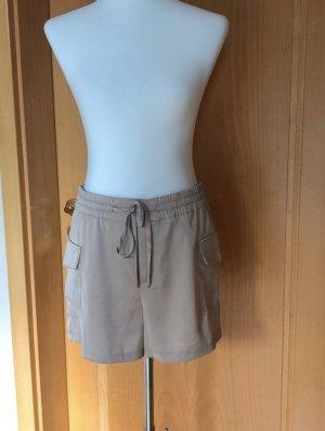 Beige Shorts ZARA