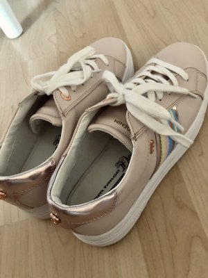 Tom Tailor Lace-Up Sneaker multicolored