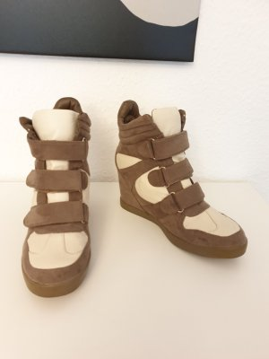 Wedge Sneaker multicolored