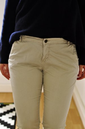 Esprit Pantalone chino beige chiaro