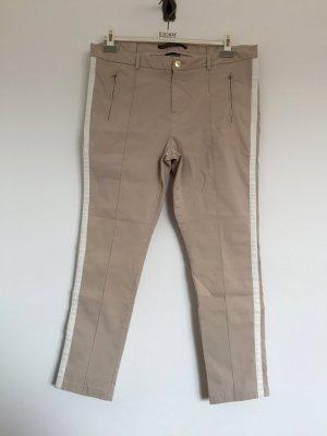 Street One Pantalón de pinza multicolor tejido mezclado