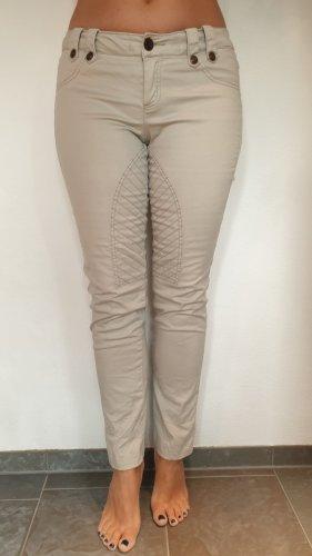 Colours Pantalon d'équitation beige clair coton