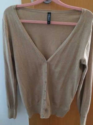 Colours of the World Cardigan beige cotton