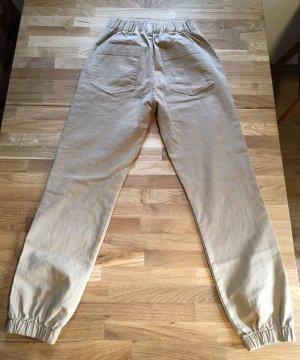 Tally Weijl Pantalon large beige