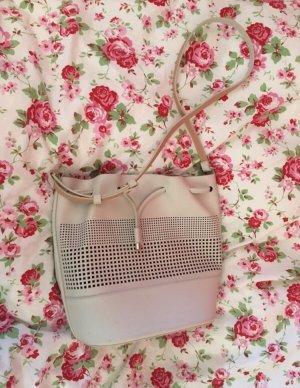Beige Tasche von Zara