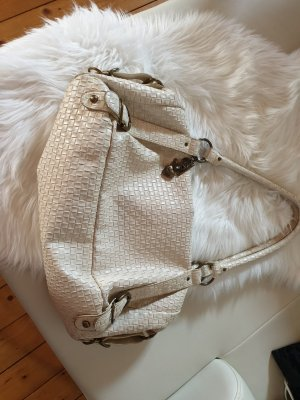beigefarbene Handtasche Friies & Company