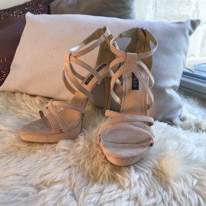 Melrose High Heel Sandal multicolored