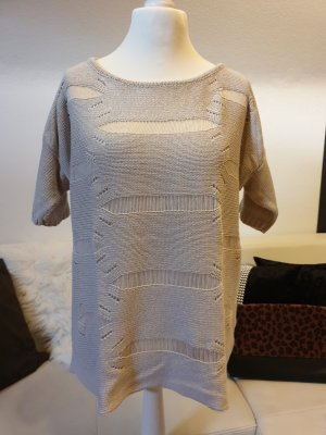 Apart Knitted Sweater oatmeal