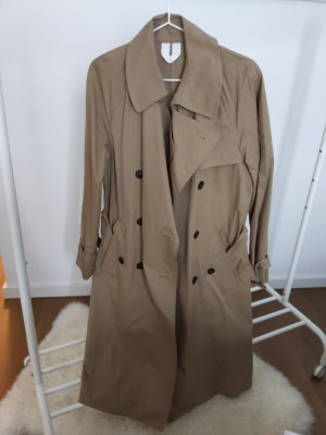 ARKET Trench beige-color cammello