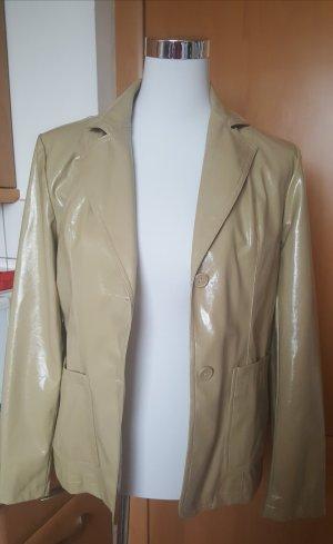 Beiger, kurzer Mantel Gr. 36