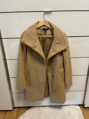 Beiger Mantel Gr 34