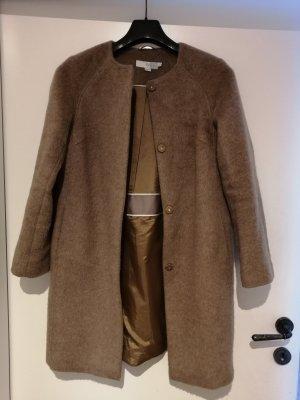 Beiger Mantel von Boden Gr 36