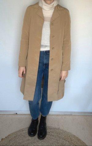 Zara Trench Coat beige-cream
