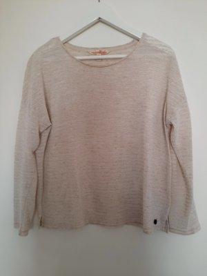 Beiger Pulli, Tom Tailor