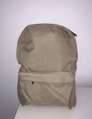 Plecak szkolny beżowy