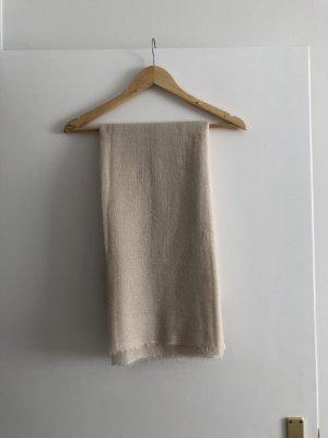 beiger Schal