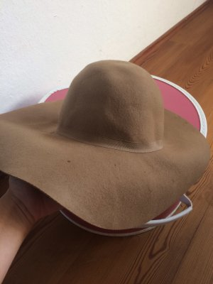 H&M Chapeau à larges bords beige-chameau