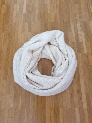 H&M Tube Scarf cream-oatmeal