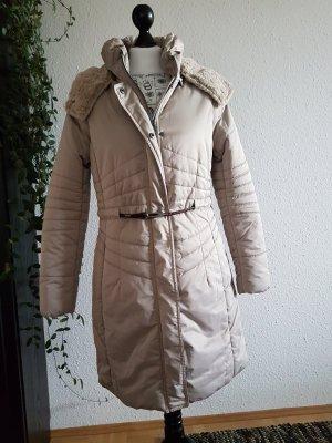 Olsen Quilted Coat beige
