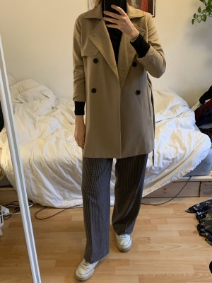Abercrombie & Fitch Trench Coat multicolored