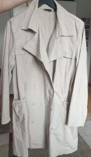 Beiger Trenchcoat /Jacke / Übergangsjacke