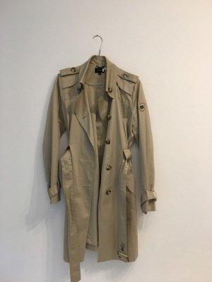 Beiger Trenchcoat/ Mantel von Comma