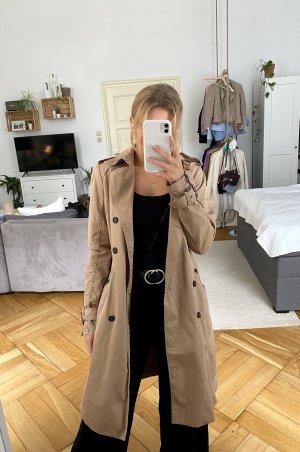 Beiger Trenchcoat von Zara S