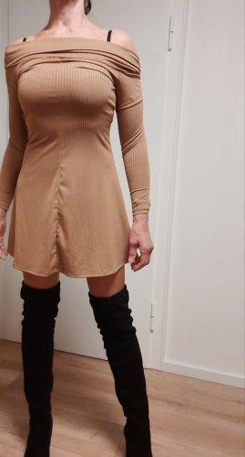Beiges Kleid 38 H&M