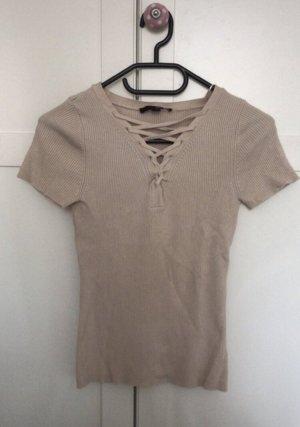 Tally Weijl Muscle Shirt beige