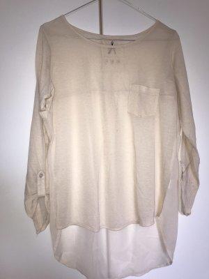 Beiges Shirt/Bluse