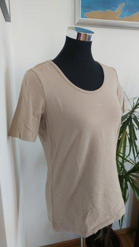 beiges T-Shirt