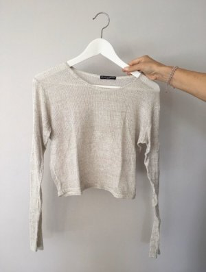 Beiges T-Shirt Brandy Melville