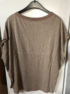 Beiges Tshirt von Zara