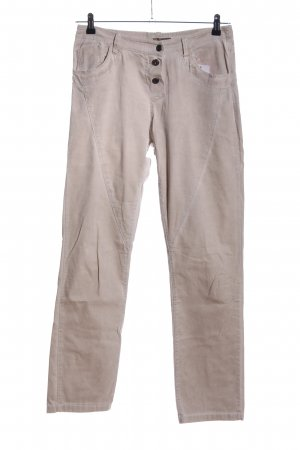 Be Inn Cargohose hellgrau Casual-Look