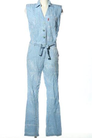 Bel Air Jumpsuit blau Casual-Look