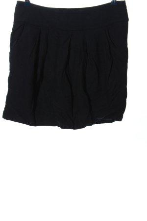 Bel Air Spódnica mini czarny W stylu casual