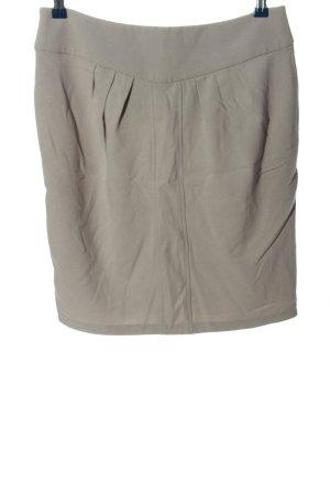 Bel Air Spódnica mini jasnoszary W stylu casual
