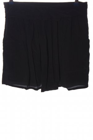 Bel Air Mini rok zwart casual uitstraling