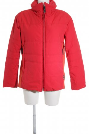 BELFE & BELFE Daunenjacke rot-orange Casual-Look
