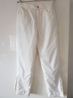BELFE & BELFE Thermal Trousers natural white