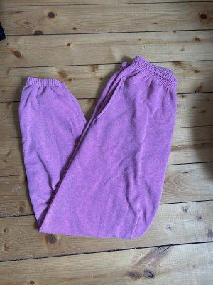Urban Outfitters Spodnie sportowe różowy