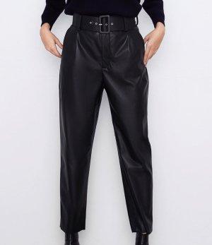 Beliebte Lederhose von Zara, neu mit Etikett  und Rechnung