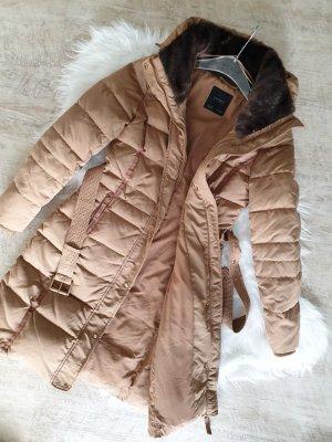Zara Winter Coat multicolored