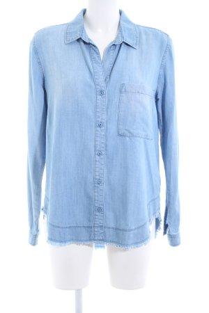 Bella Dahl Jeanshemd blau Casual-Look