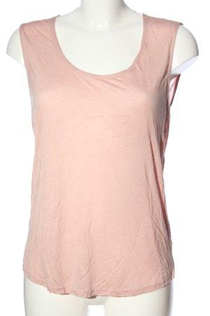 Bella Luxx Canotta a bretelle rosa stile casual