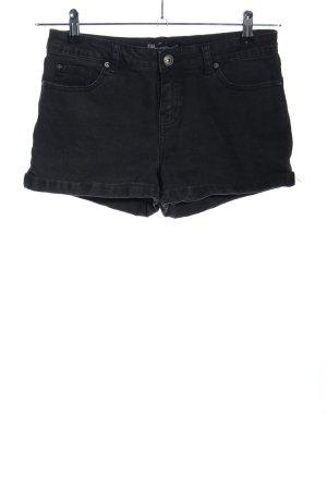 Bella Ragazza Hot pants nero stile casual