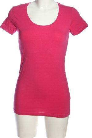 Bella Ragazza T-shirt rose style décontracté