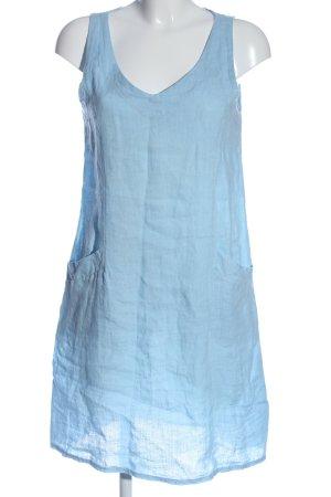 Bellambia Robe d'été bleu style décontracté